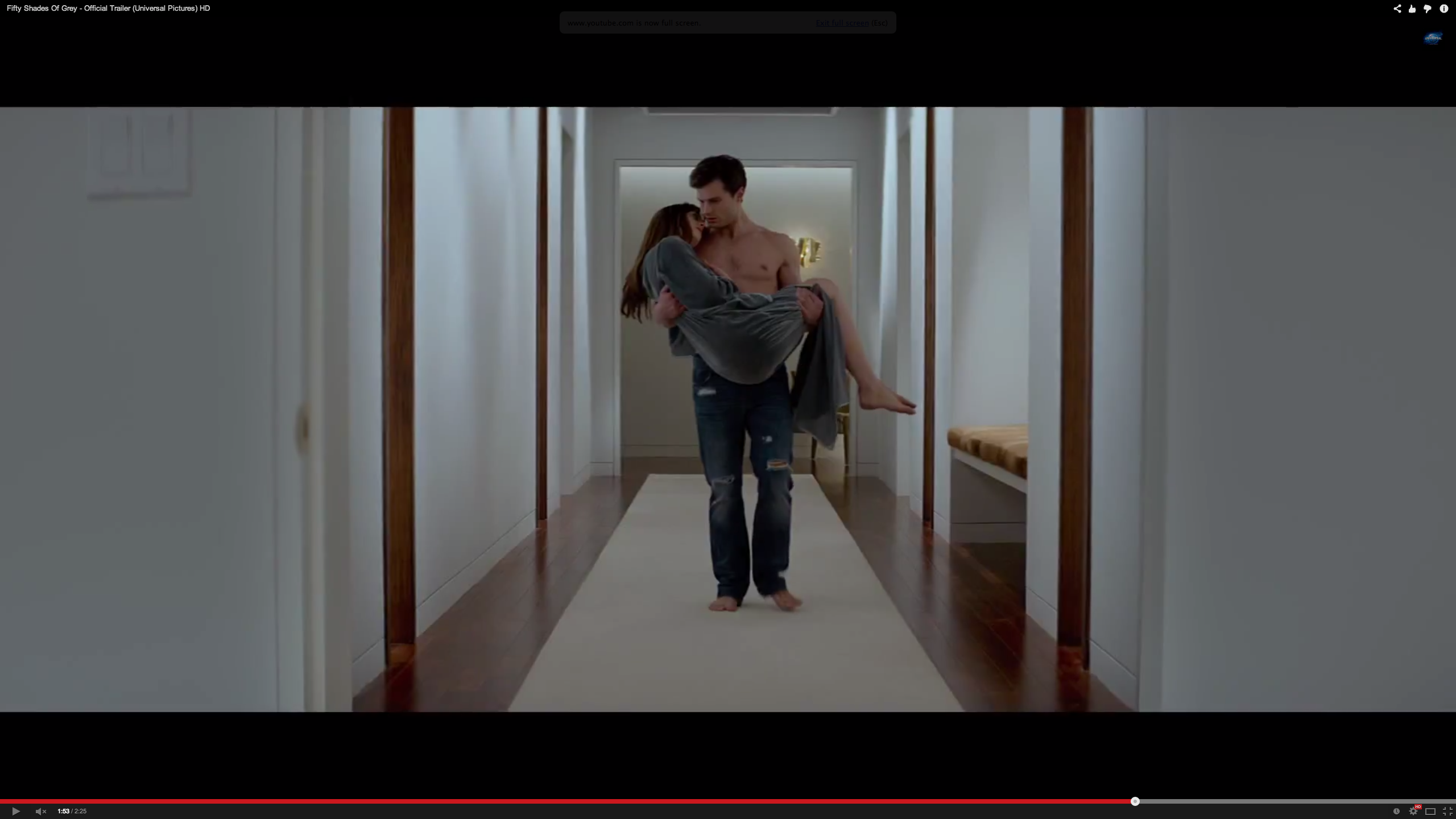 What Men Think of the New Fifty Shades of Grey Trailer