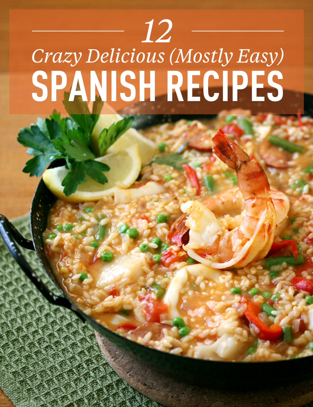Easy spanish chicken recipes
