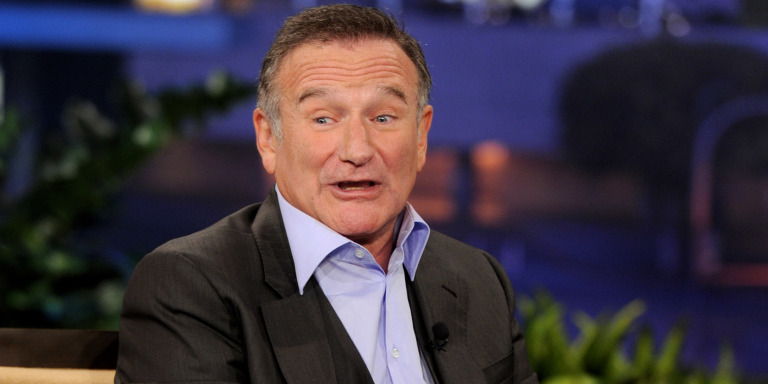 Robin Williams - Magazine cover