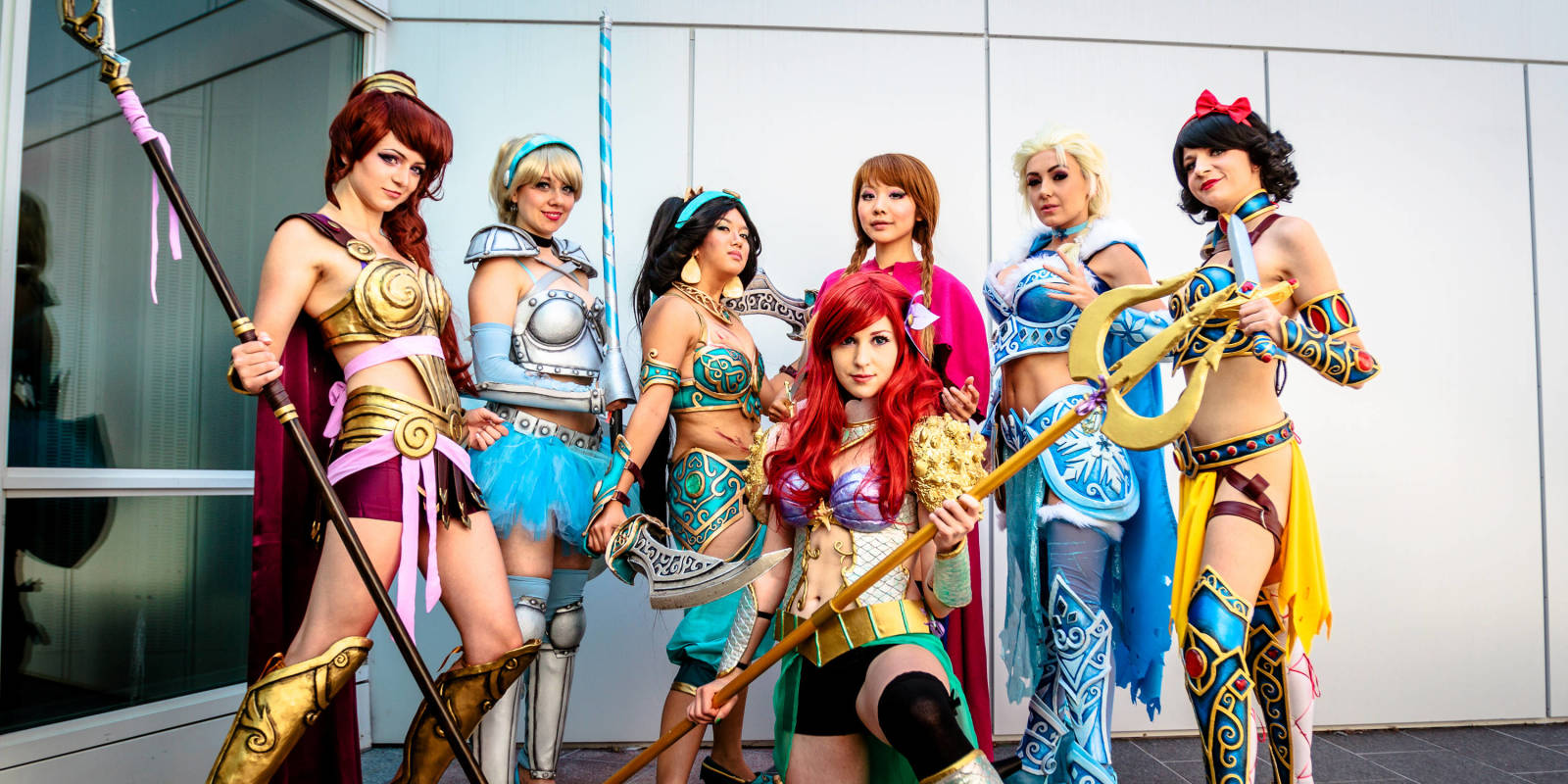 See The Disney Princesses