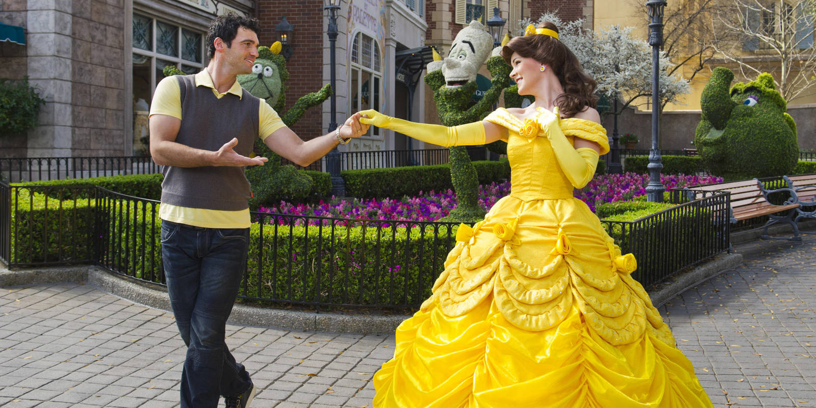 what its really like to be a disney princess