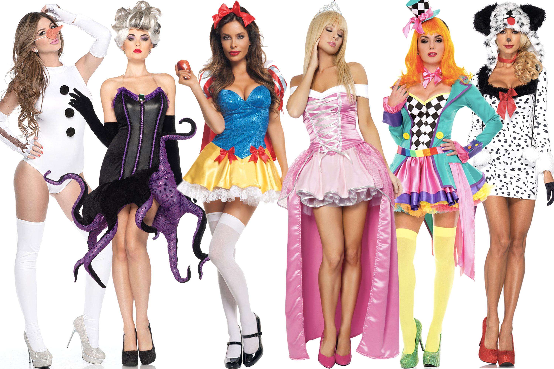 10 Sexy Halloween Costumes From Disney Movies Sexy Disney