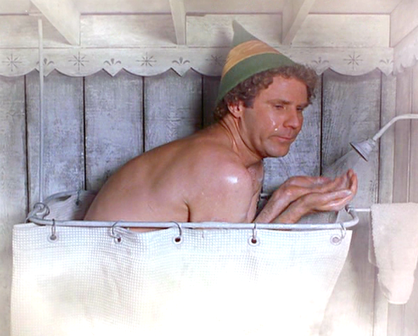 15 Things He Thinks About Taking A Shower With You