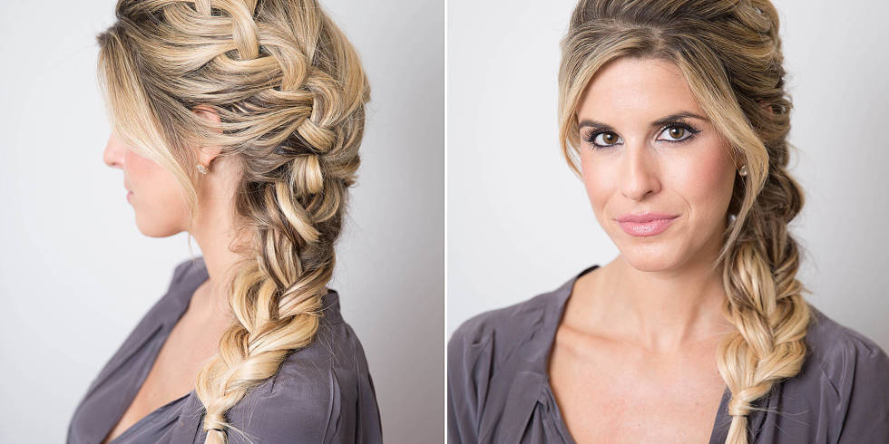 17 Mesmerizing Gifs Of How To Create Every Braid You Ve Ever Been