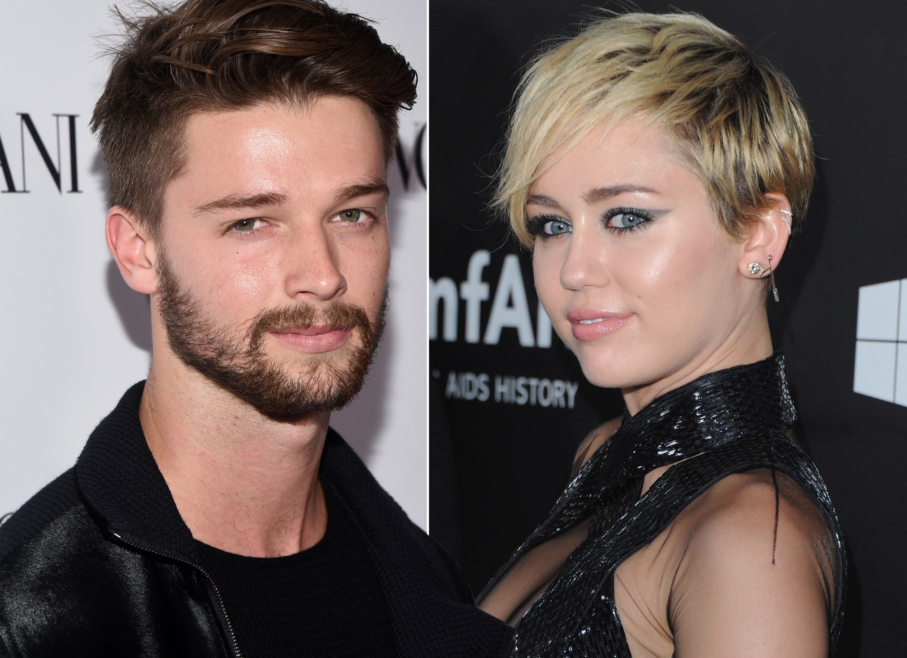 arnold schwarzeneggers son dating miley Maria shriver is ''disgusted'' by miley cyrus' nude of her son's new relationship but is feeling the pressure from her husband, arnold schwarzenegger.