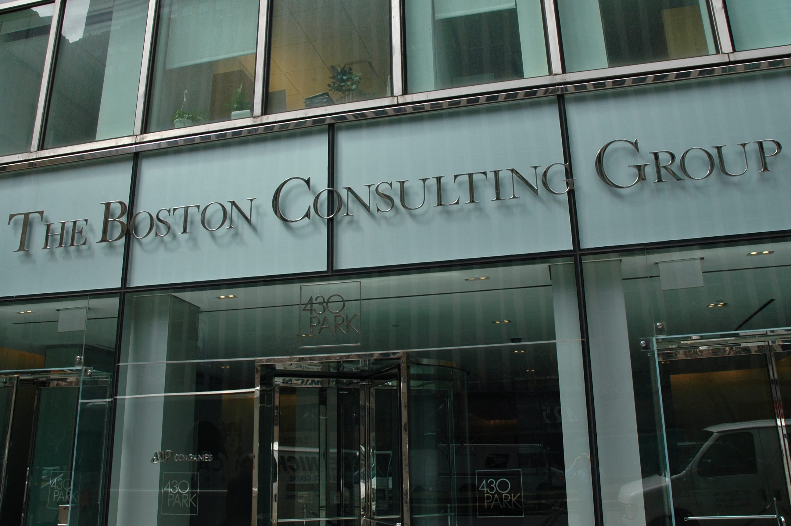 Boston consulting groupe interview