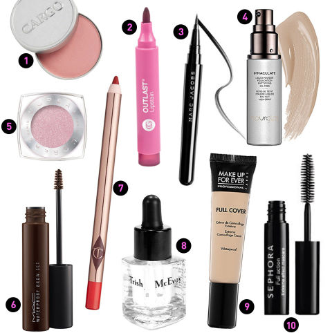 What Do You Need For Full Face Makeup - Mugeek Vidalondon