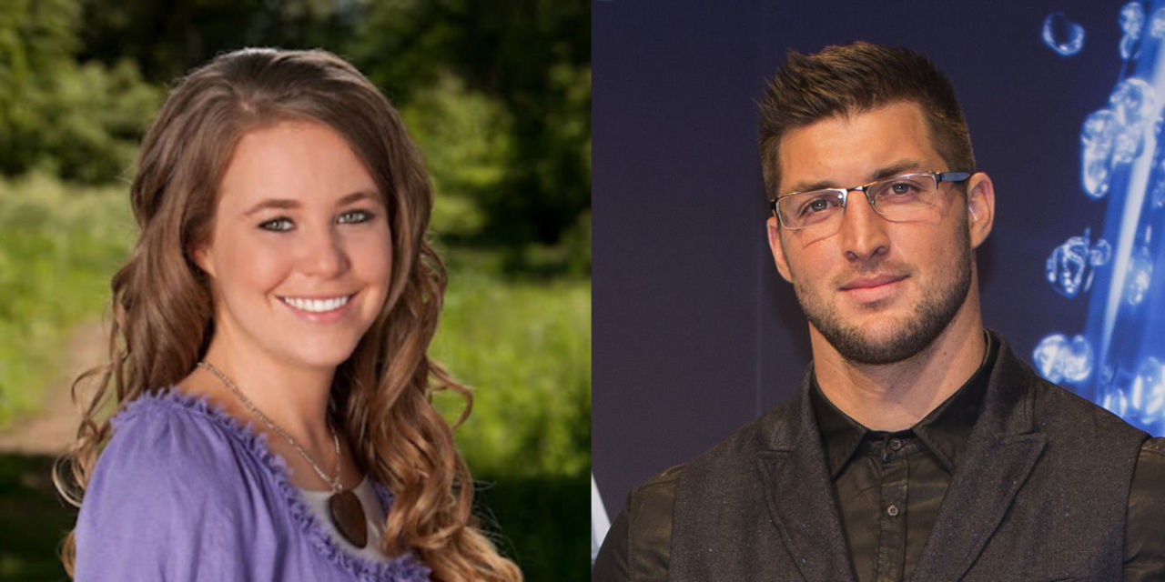 """duggars dating tim tebow Unlike rob gronkowski, tim tebow doesn't want to spend valentine's day alone while chatting with ellen degeneres on tuesday, the former nfl quarterback revealed what he looks for in a potential mate """"obviously someone that i'm extremely attracted to, but i think there has to be more there."""