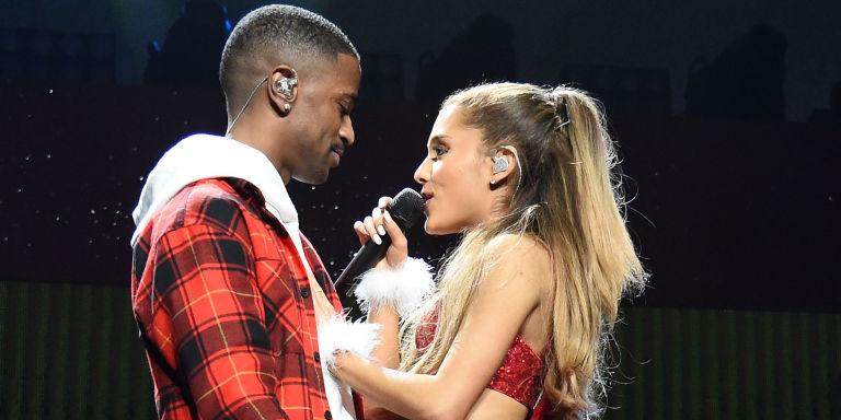 Ariana Grande and Big Sean Are Over