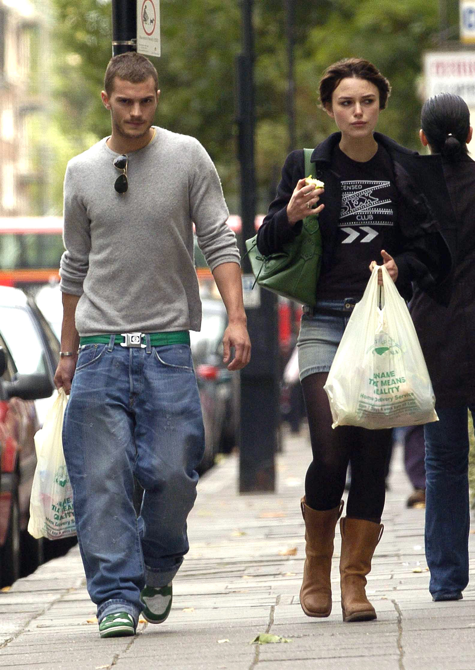 Keira Knightley And Boyfriend 2013 10 Photos of Ja...