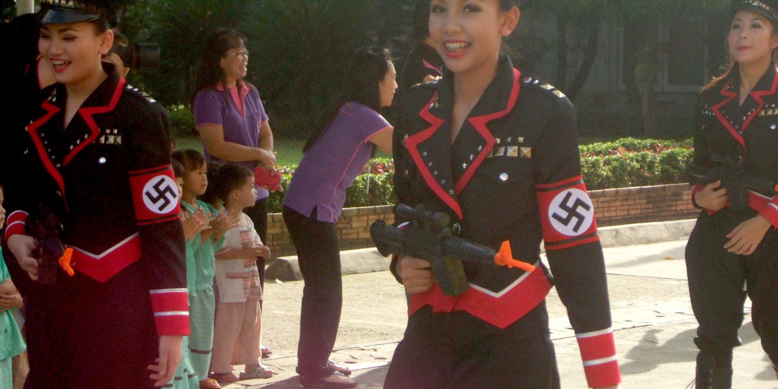 TYGEM RAGE #1: Fighting A 7d Korean Nazi! - YouTube