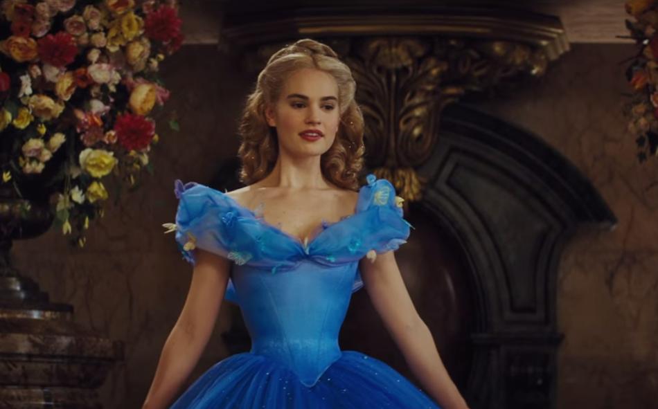 Cinderella Actress Responds To Those Waist Shrinking Rumors