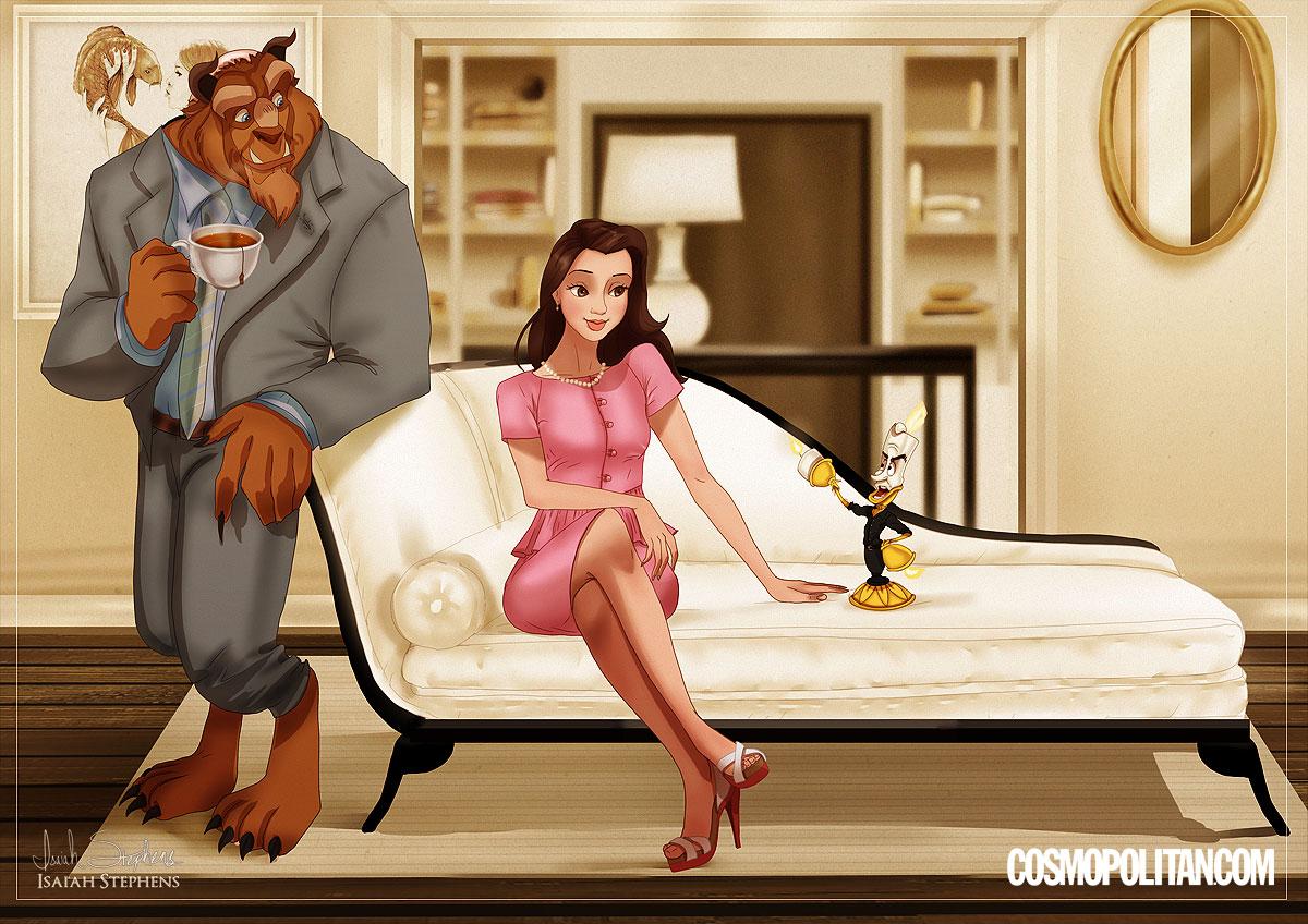 Sex And The City La Belle