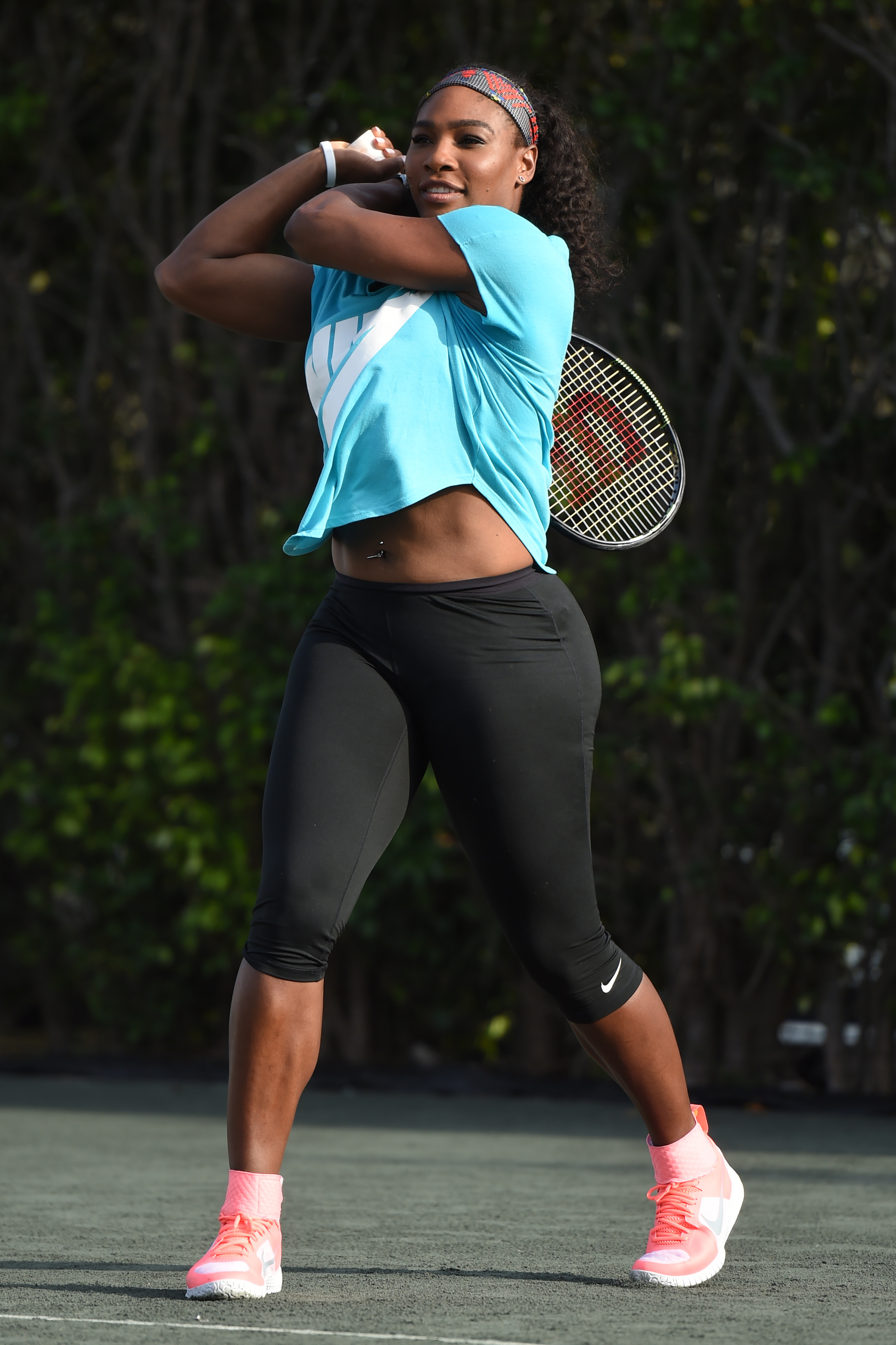 Serena williams dancing to beyonc 233 s quot 7 11 quot is the greatest thing you
