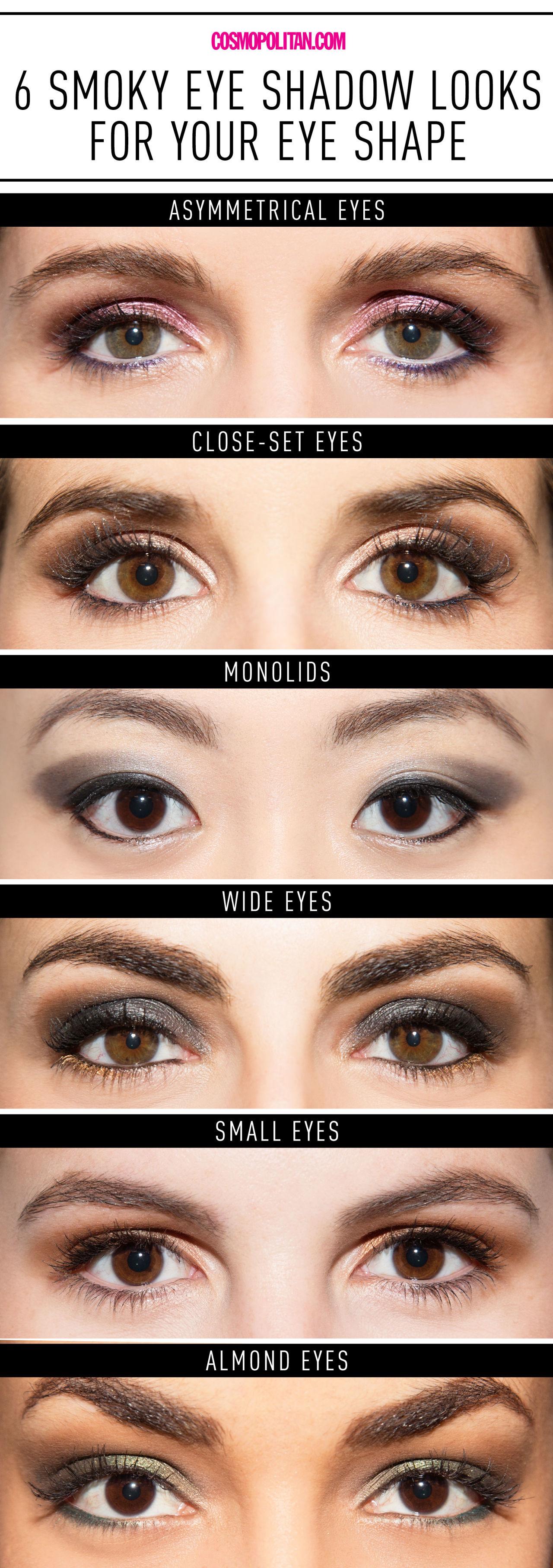 ¿Cómo obtener el perfecto - ojo ahumado - mira