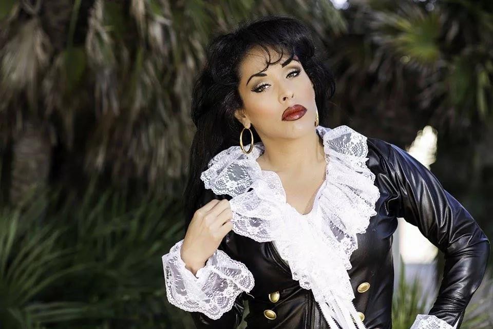 Interview with Honey Andrews --- Selena Impersonators