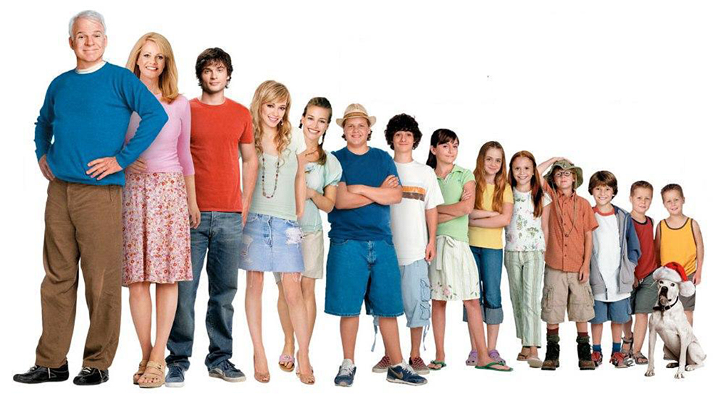 "Here Are All 12 ""Cheaper by the Dozen"" Kids Grown Up"