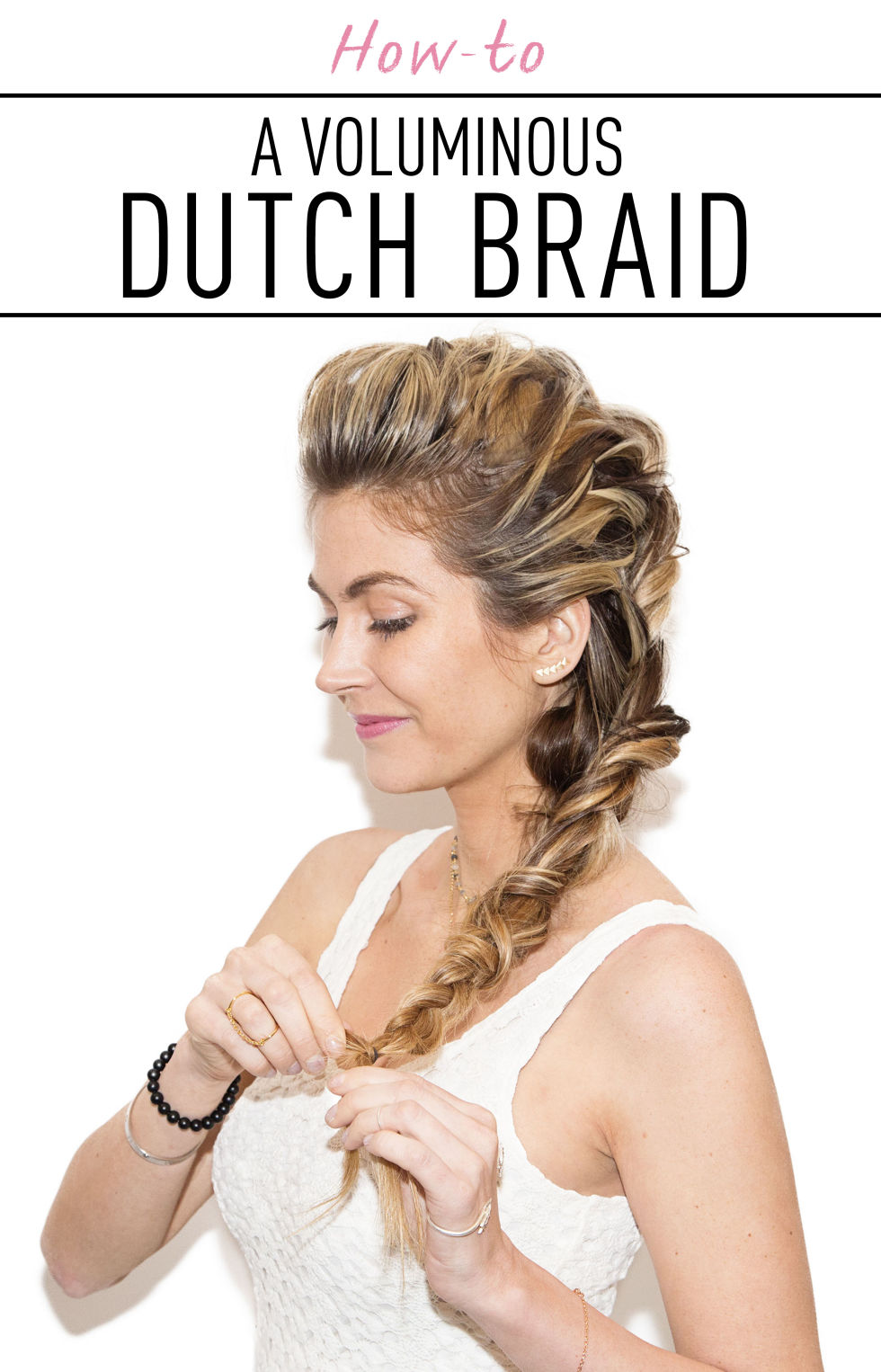 Your New Favorite Braid Will Make You Look So Hot