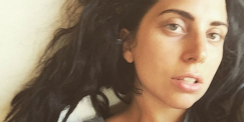 Not lady gaga without no makeup quickly answered