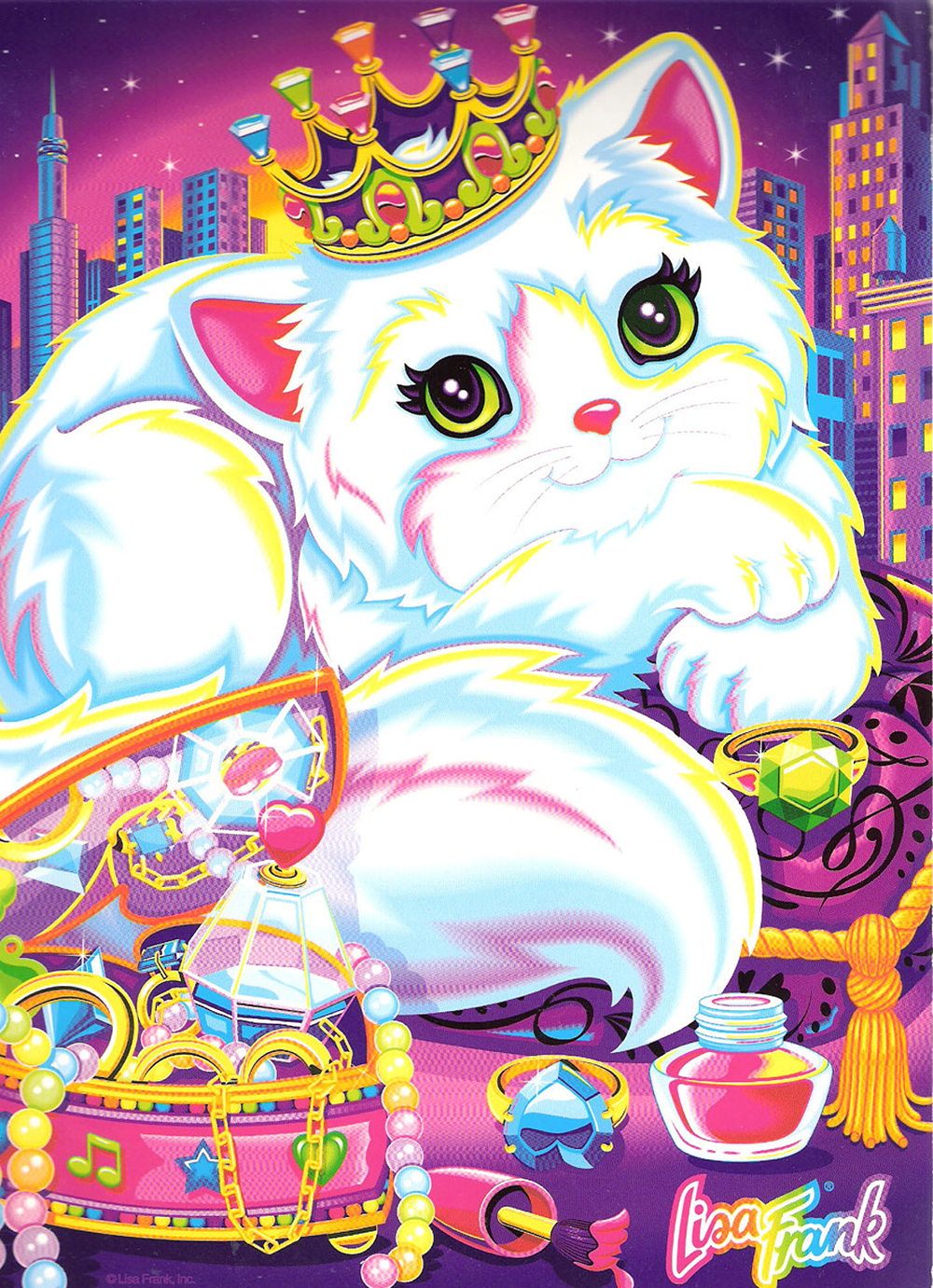 12 Important Feminist Lisa Frank Quotes You 39 Ll Wish