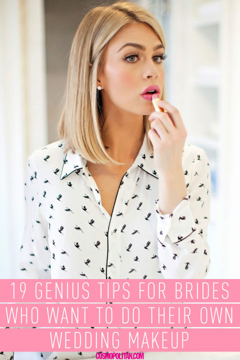 19 Genius Tips for Brides Who Want to Do Their Own Wedding ...