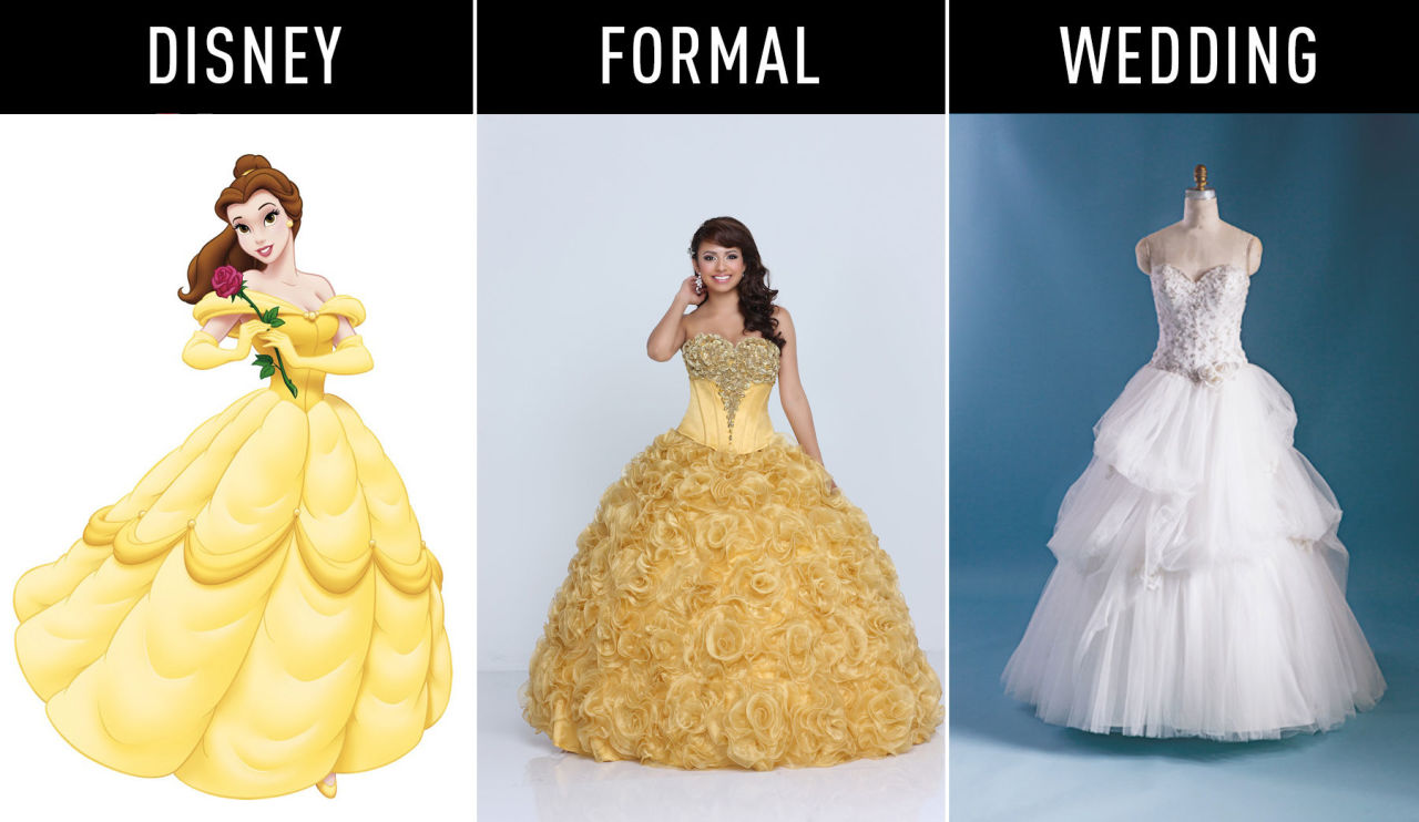 Des Robes Inspir 233 Es De Vos Princesses Disney Pr 233 F 233 R 233 Es