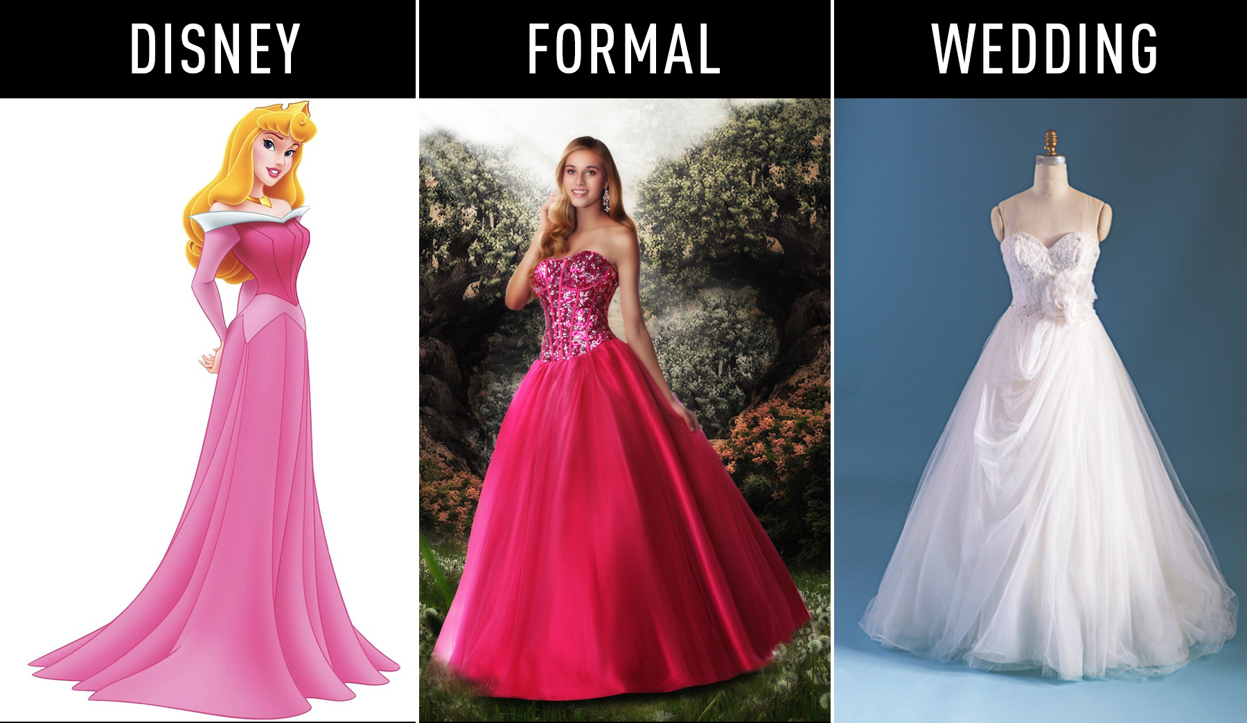 18 Disney Princesses-Inspired Gowns for Every Stage of Life - photo#16