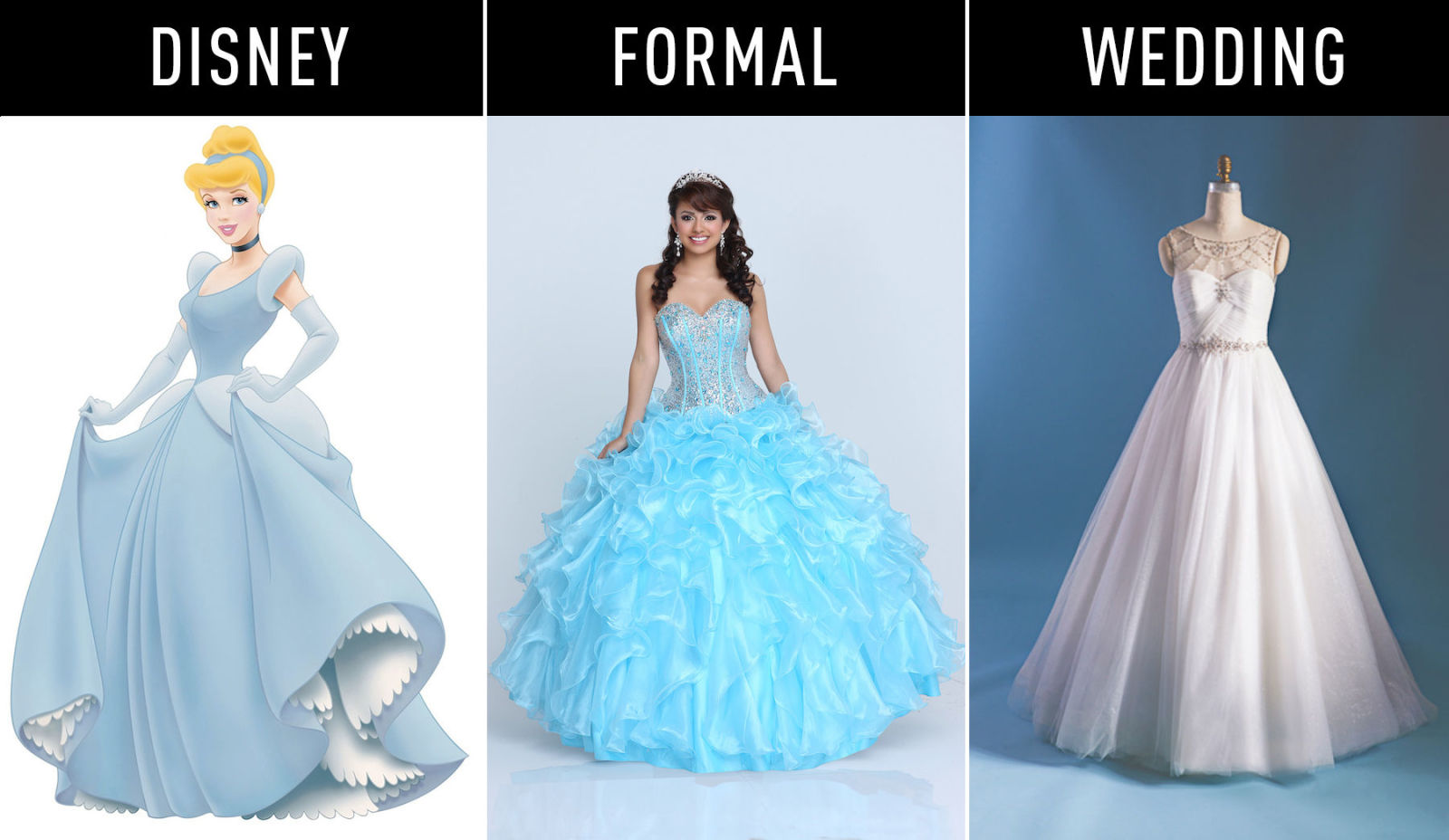 18 Disney Princesses-Inspired Gowns for Every Stage of Life - photo#10