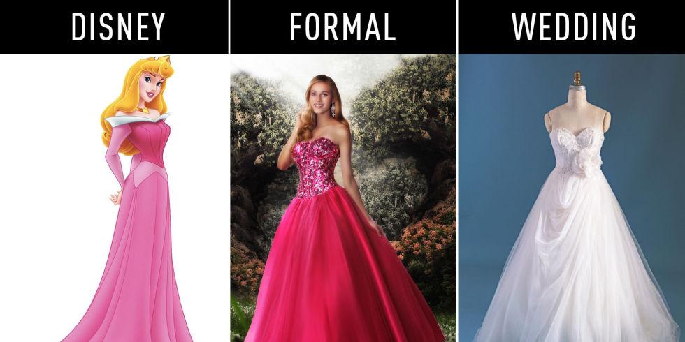 Des Robes Inspir Es De Vos Princesses Disney Pr F R Es Mode Nuptiale Forum