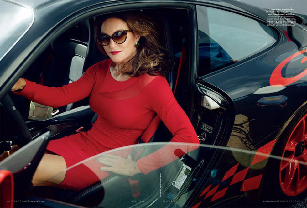 """Caitlyn Jenner Explains Why She Chose Not to Spell Her Name With a """"K"""""""