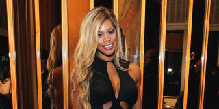 laverne single lesbian women The transgender dating dilemma these misconceptions don't just negatively affect the trans women involved laverne cox has a lesbian who wants to.