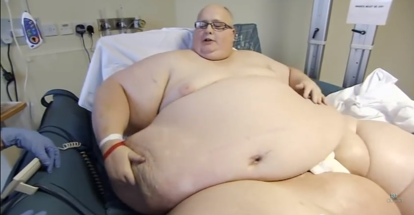 World s fattest man paul apologise, but