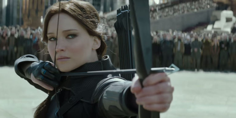 """Finally! The Full Trailer for """"Mockingjay Part 2"""" Is Here"""