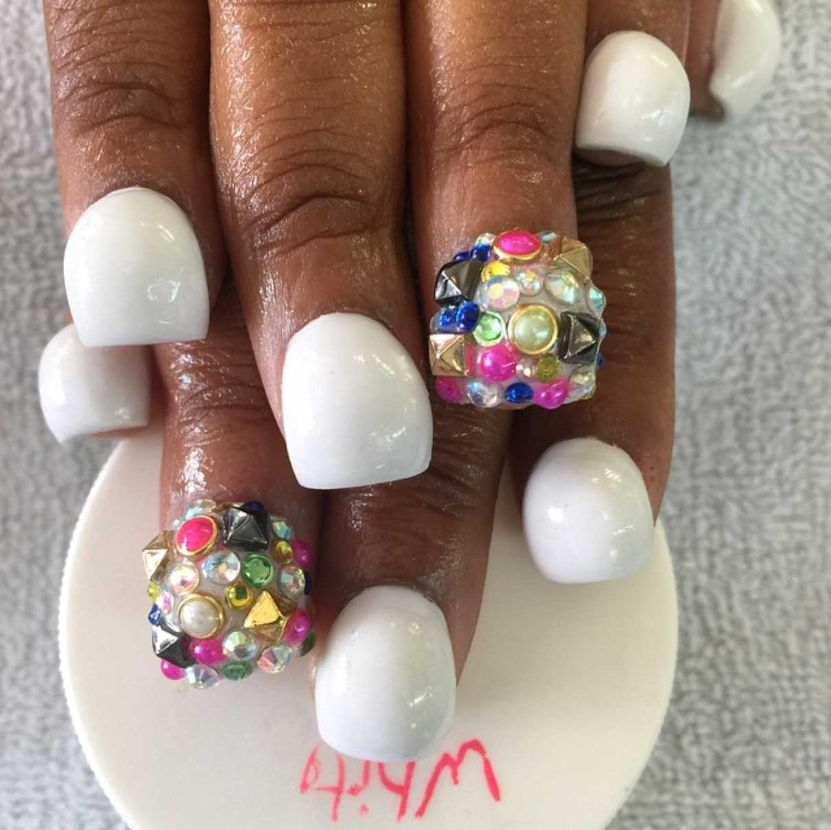 22 Weird Nail Trends That Shouldn't Exist |Odd Nail Shapes