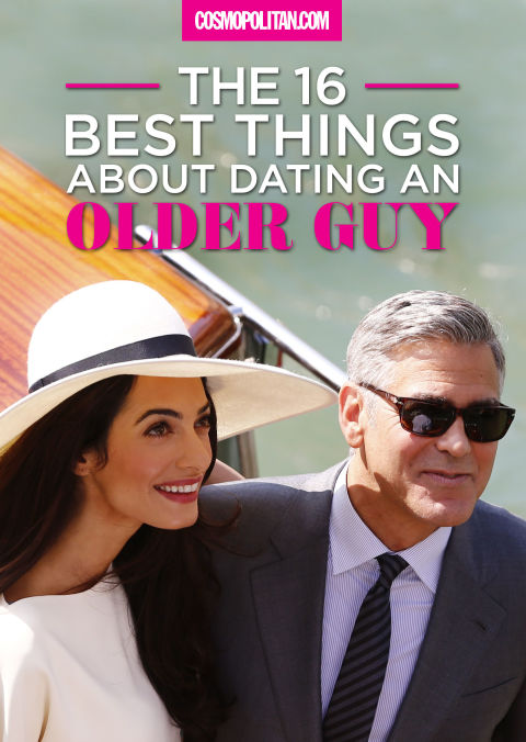 The 16 Best Things About Dating An Older Guy