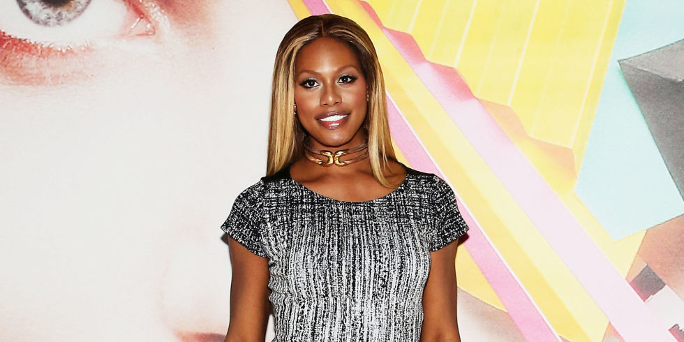 Interview With :    Laverne Cox, actress, reality television star, television producer