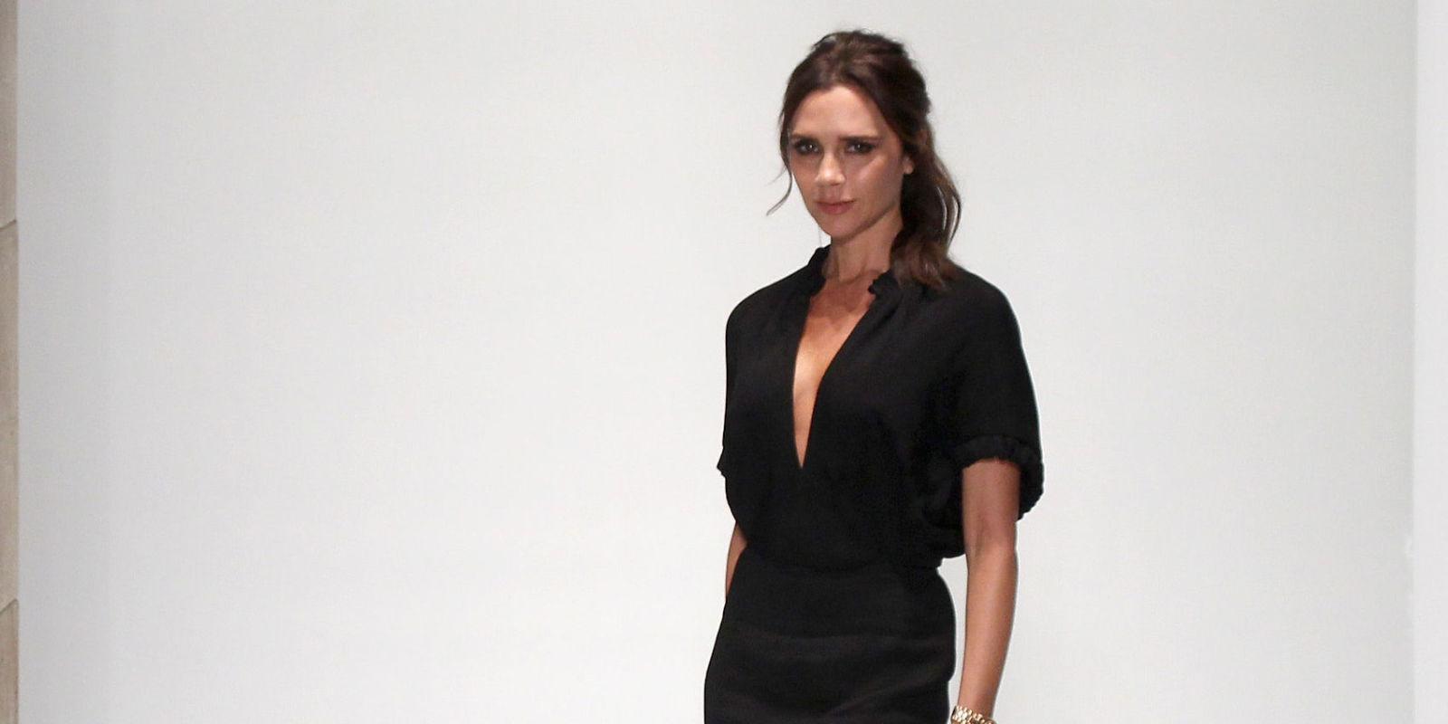 Victoria Beckham Gets Slammed for Using Too-Skinny Models