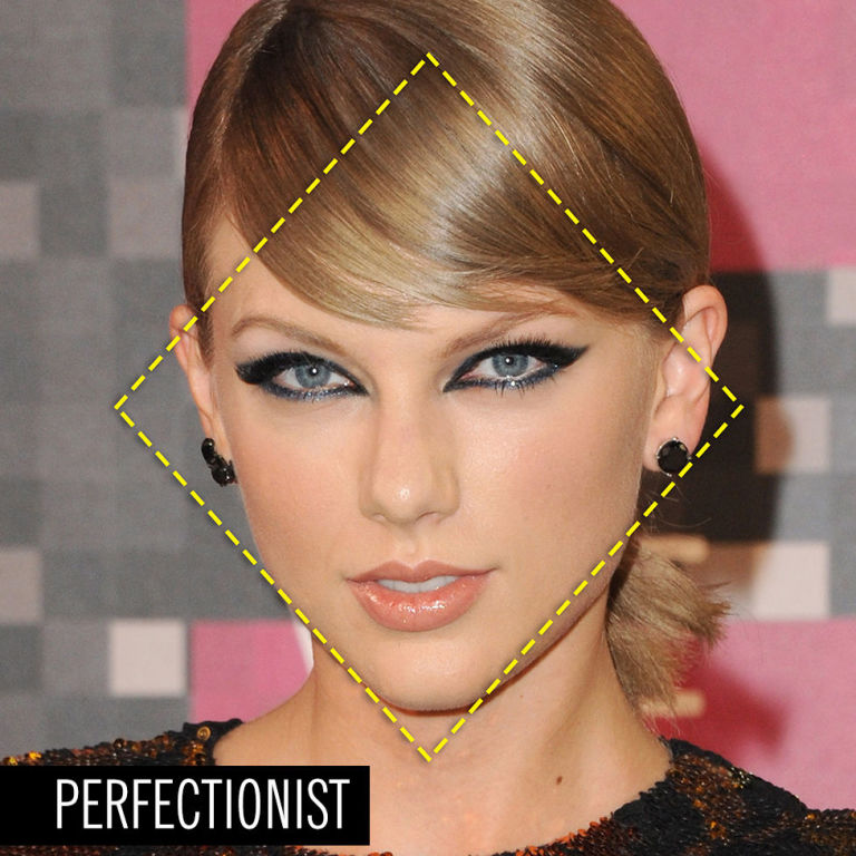 Square Face Shape: What Your Face Shape Says About You