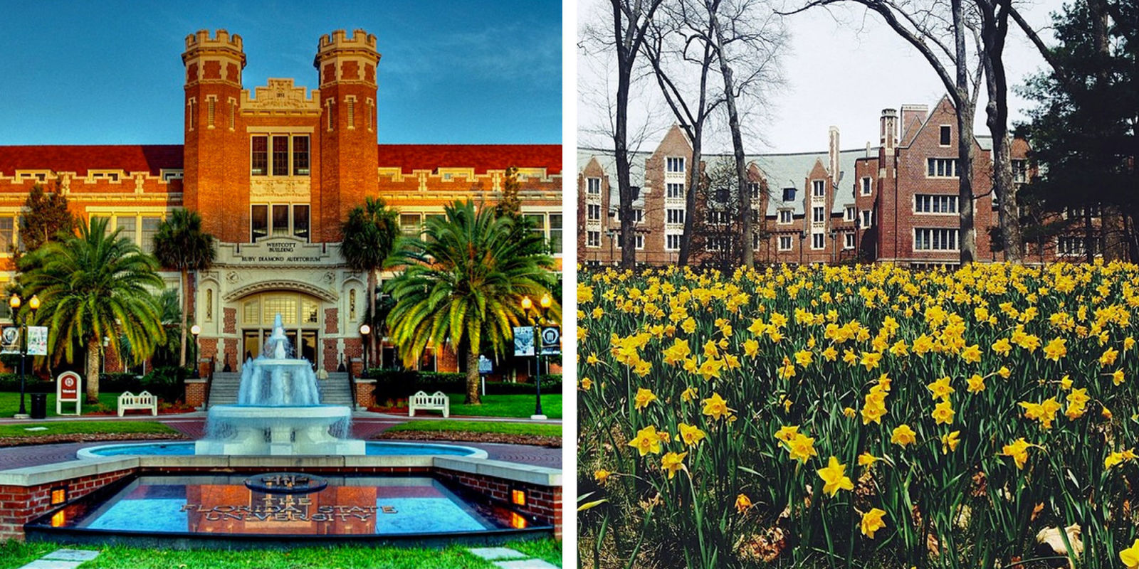 18 Pictures Of The Most Beautiful College Campuses In America