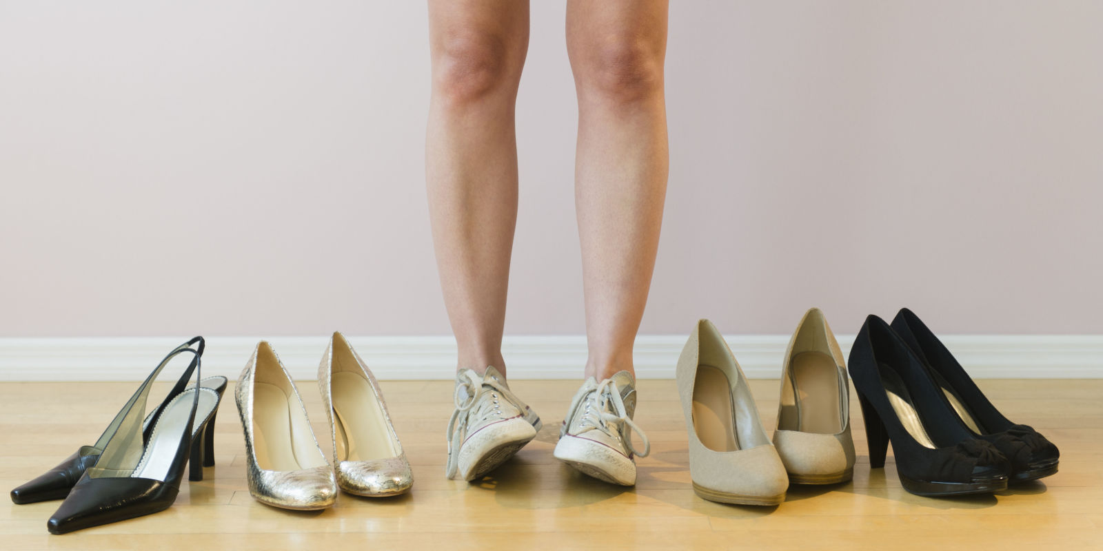 high heels essay There are plenty of women who would say that high heels just make them feel good,  first-person essays, features, interviews and q&as about life today.
