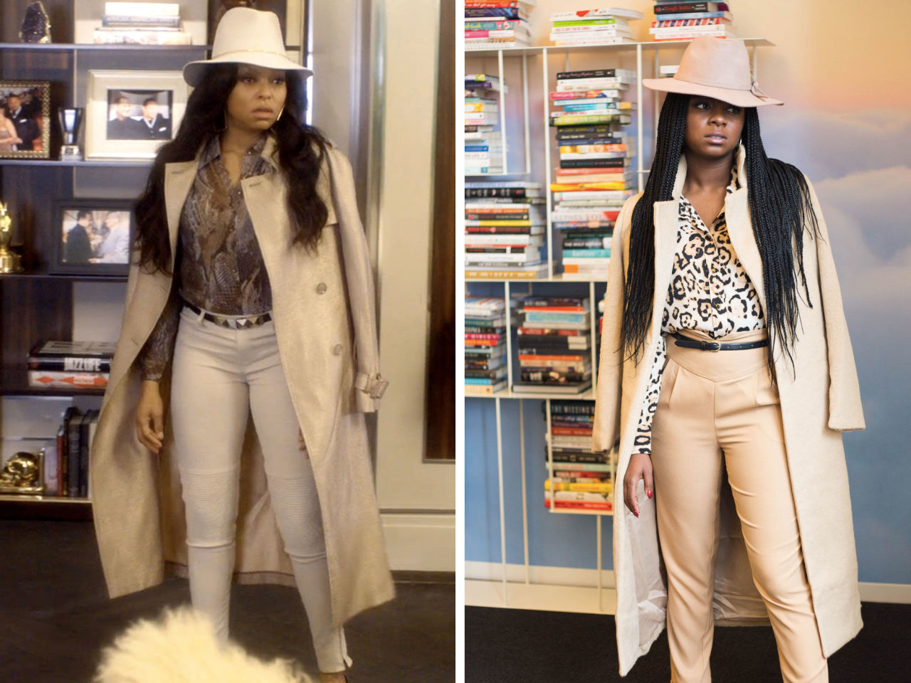 the everyday challenge of dressing like empire s cookie lyon. Black Bedroom Furniture Sets. Home Design Ideas