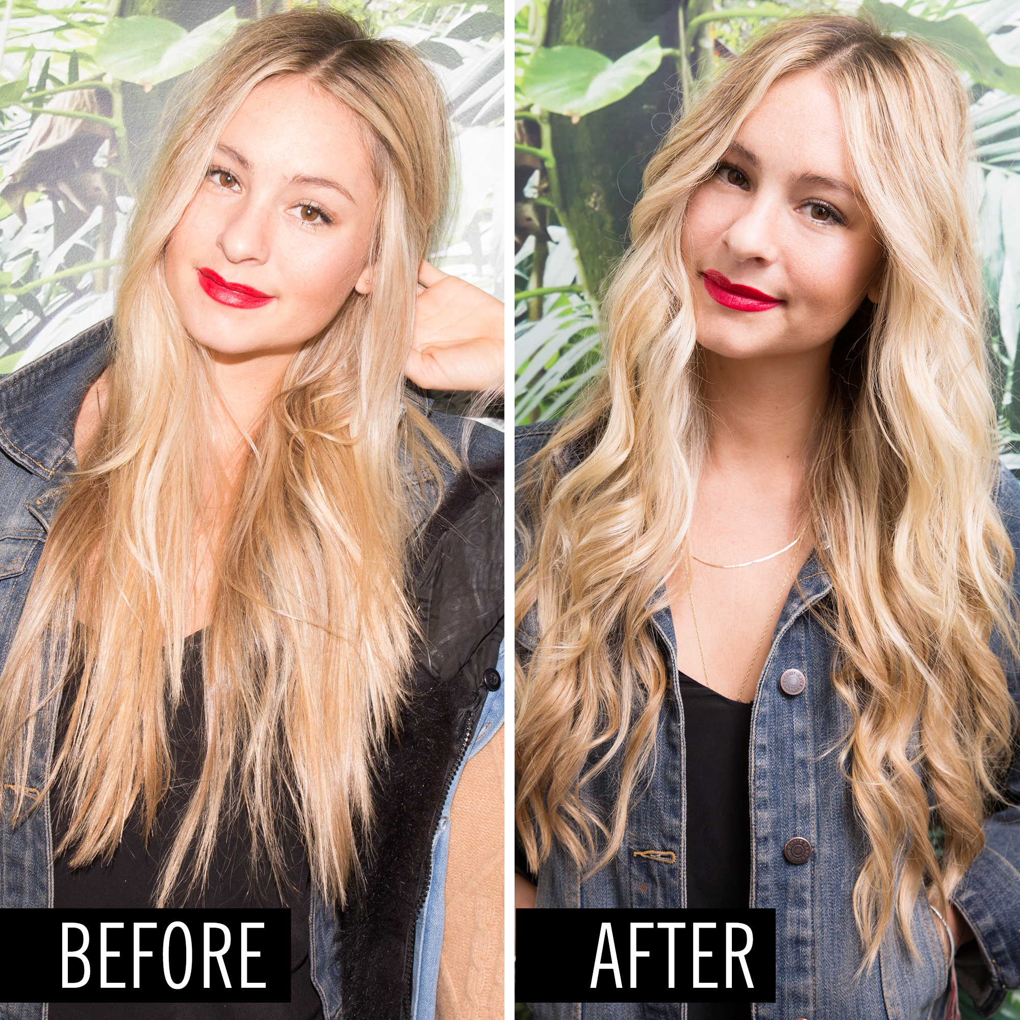 How To Curl Your Hair With A Straightener Flat Iron