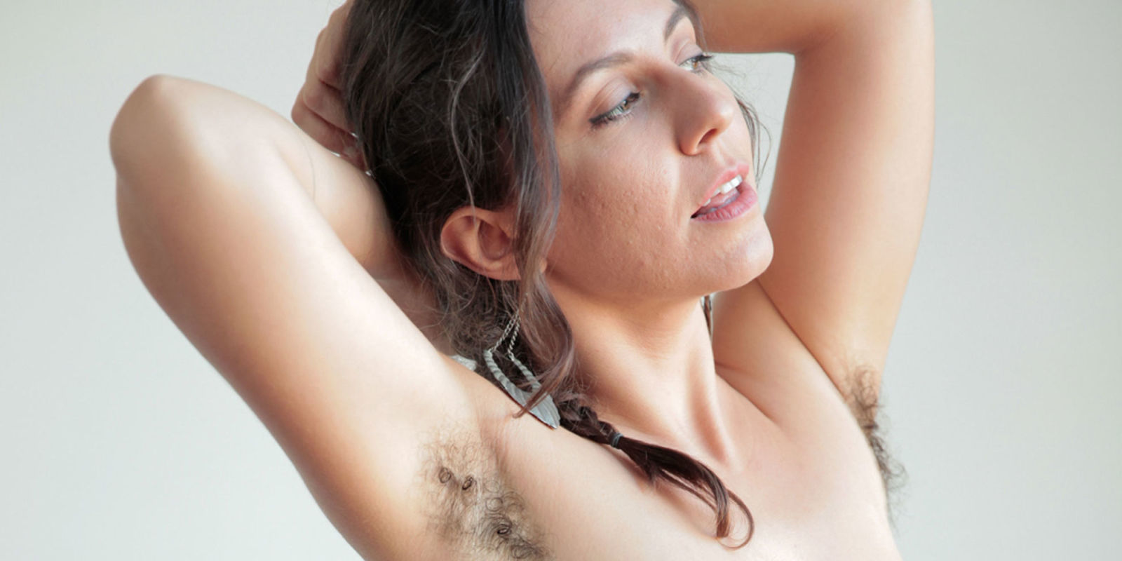 hairy female sex