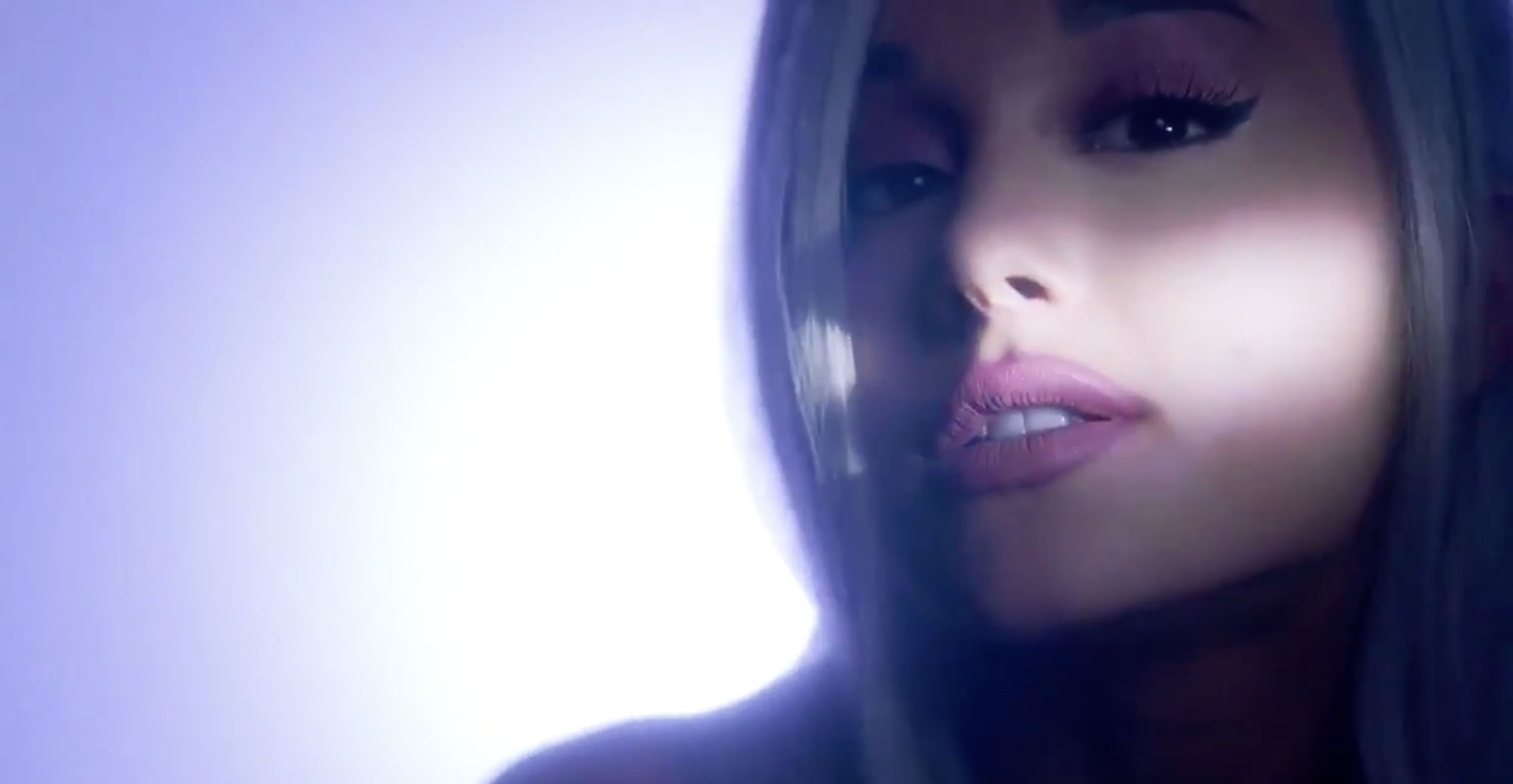 ariana grande teases the first song from her new album
