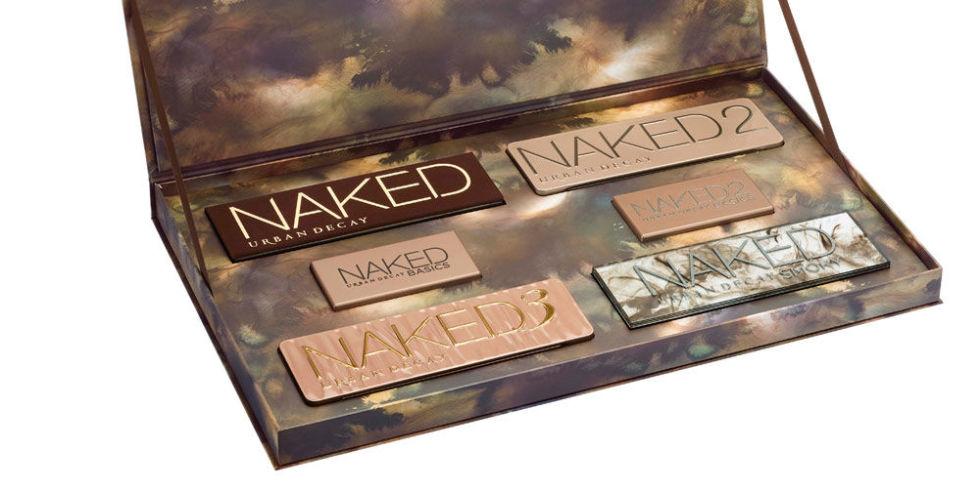 Urban Decay Naked Vault (USD $360 Value)   Nordstrom