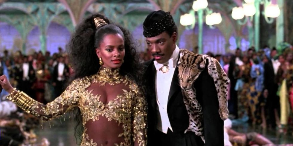 inspiration for Jay Z and Beyonce coming to America costume