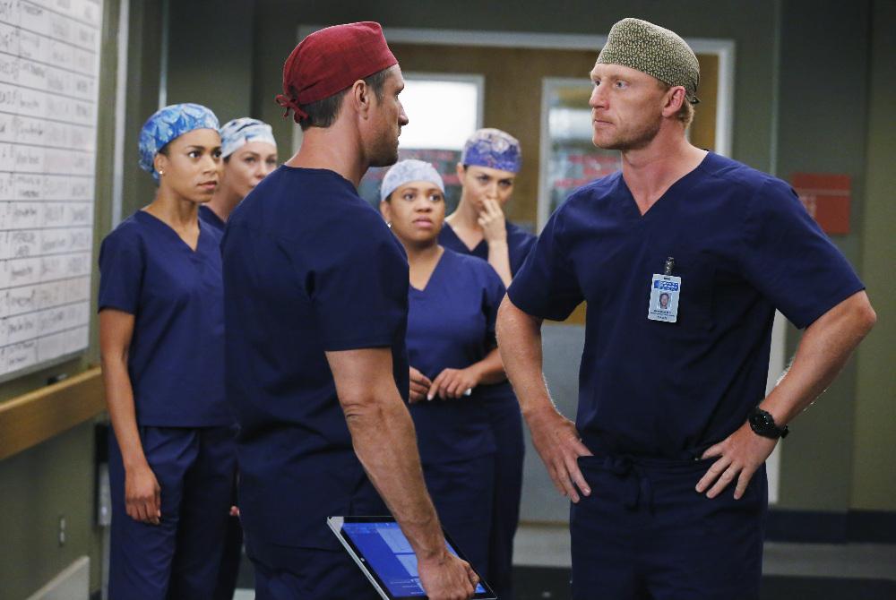 Season 7 Episode 12 Greys Anatomy Cast Be Careful With My Heart