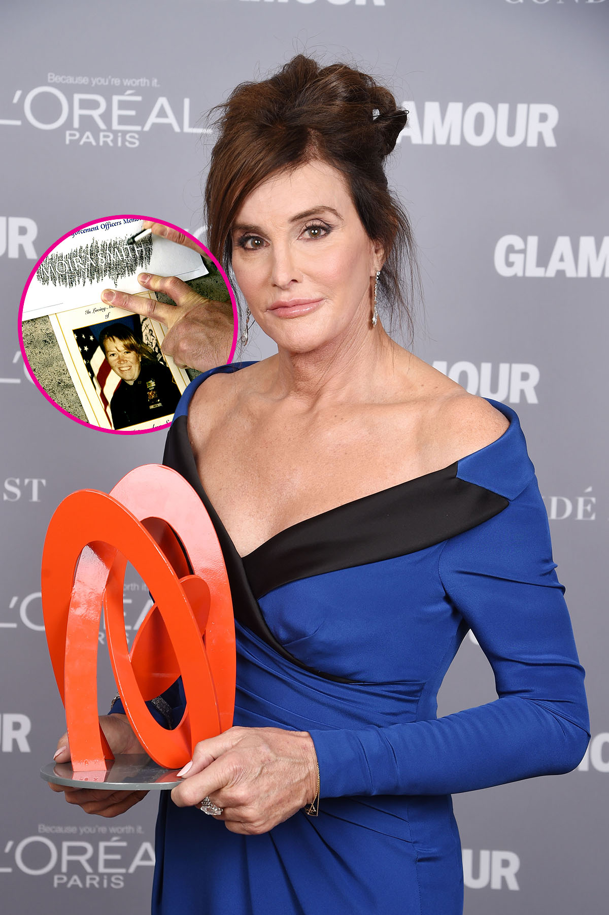 9 11 Hero S Husband Returns Her Quot Glamour Quot Woman Of The
