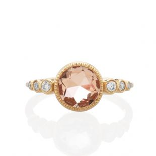 vale jewelry aurora morganite ring