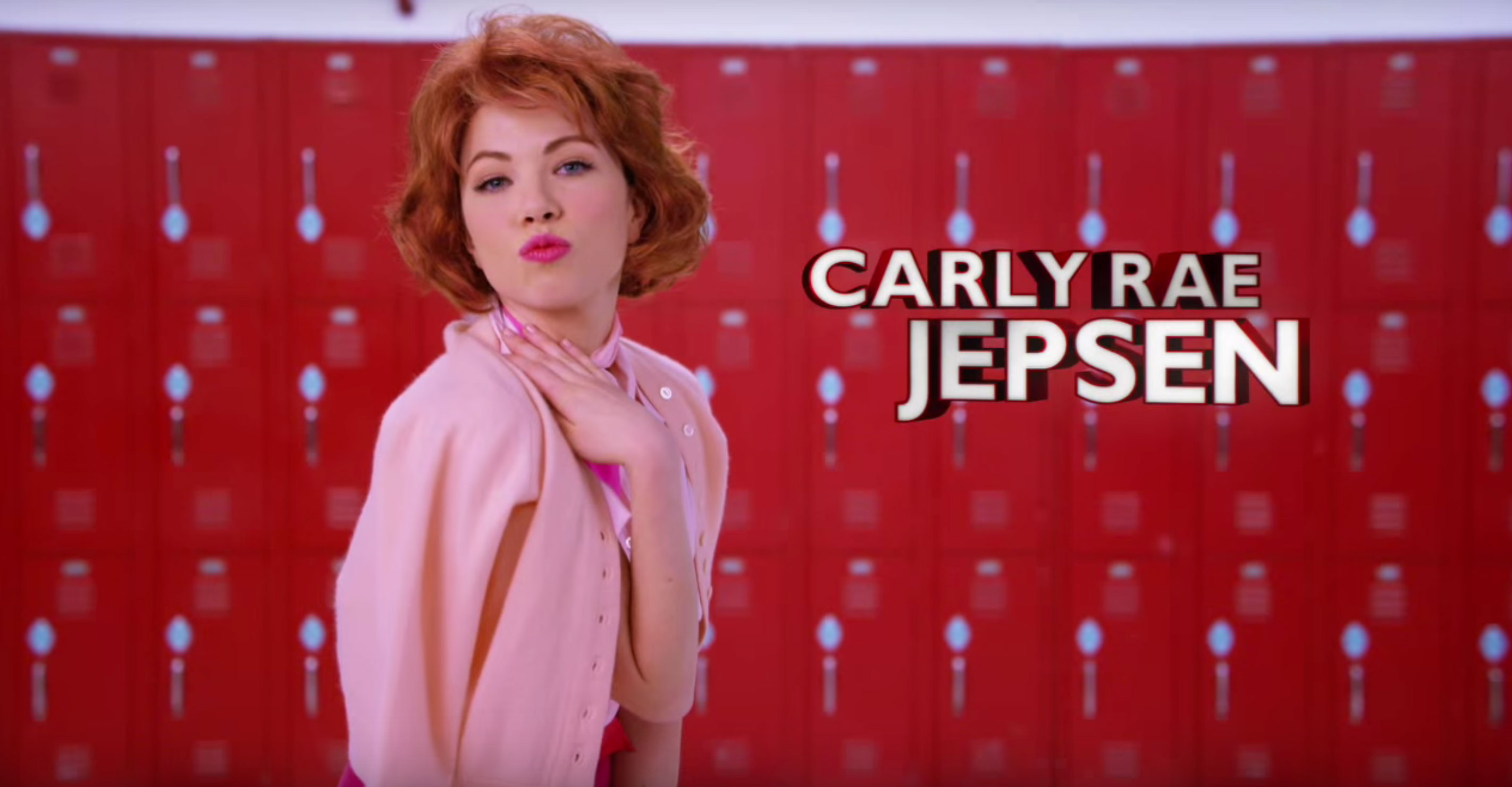 Grease Live Teaser Carly Rae Jepsen In Fox S Grease